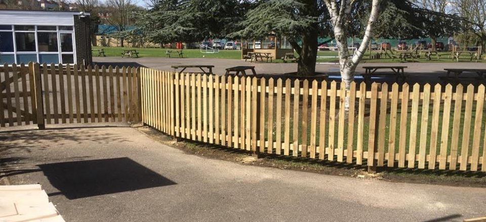Fencing in Amesbury
